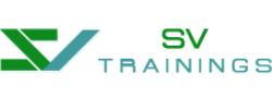 SV Trainings Blog brings various IT Courses insights, job opportunities, Online Live tutorials, Certification program, Interview Questions, Tips and tricks.